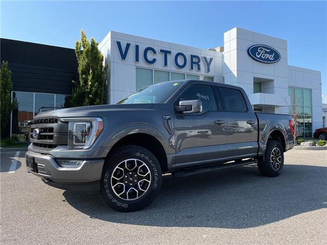 2021 Ford F-150 Lariat (Stk: VFF20436) in Chatham - Image 1 of 16