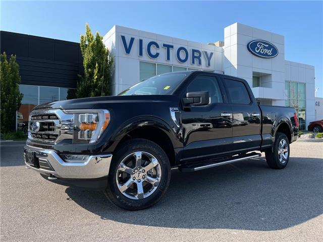 2021 Ford F-150 XLT (Stk: VFF20431) in Chatham - Image 1 of 16