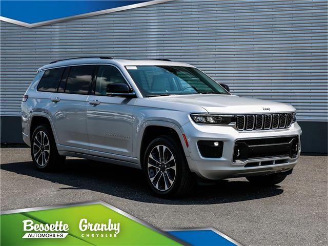 2021 Jeep Grand Cherokee L Overland (Stk: G1-0290) in Granby - Image 1 of 49
