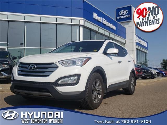 2016 Hyundai Santa Fe Sport 2.0T Premium (Stk: 16190TA) in Edmonton - Image 1 of 22