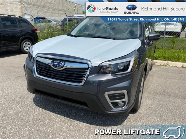 2021 Subaru Forester Limited (Stk: 35952) in RICHMOND HILL - Image 1 of 9