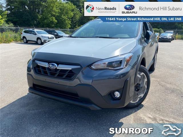 2021 Subaru Crosstrek Limited w/Eyesight (Stk: 35960) in RICHMOND HILL - Image 1 of 9