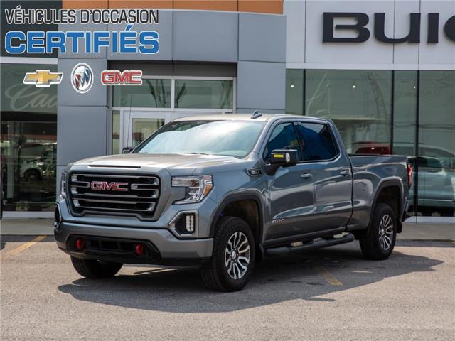 2021 GMC Sierra 1500 AT4 (Stk: M0636A) in Trois-Rivières - Image 1 of 30
