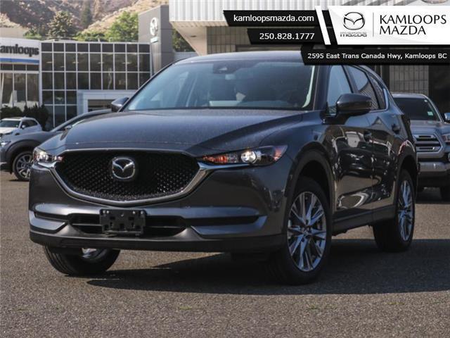 2021 Mazda CX-5 GS (Stk: YM237) in Kamloops - Image 1 of 34