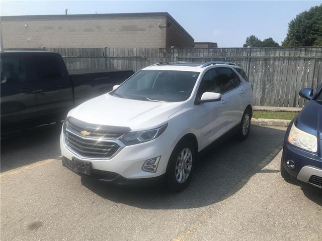 2019 Chevrolet Equinox FWD, LT True North, Heated Seats, RemoteStart, NAV (Stk: PL5438) in Milton - Image 1 of 1