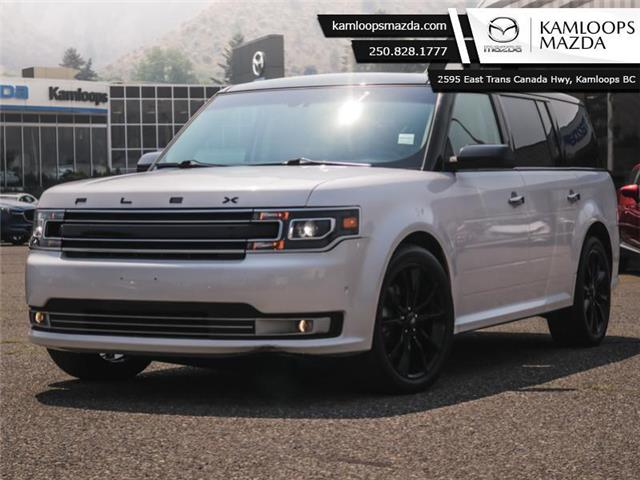 2019 Ford Flex Limited (Stk: Q0027) in Kamloops - Image 1 of 38