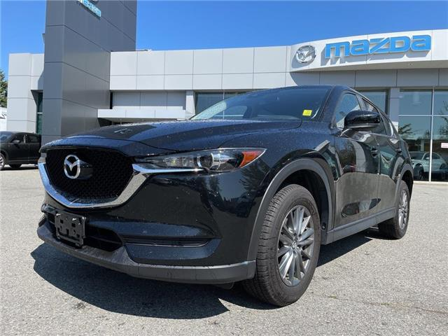 2018 Mazda CX-5 GS (Stk: P4427) in Surrey - Image 1 of 15
