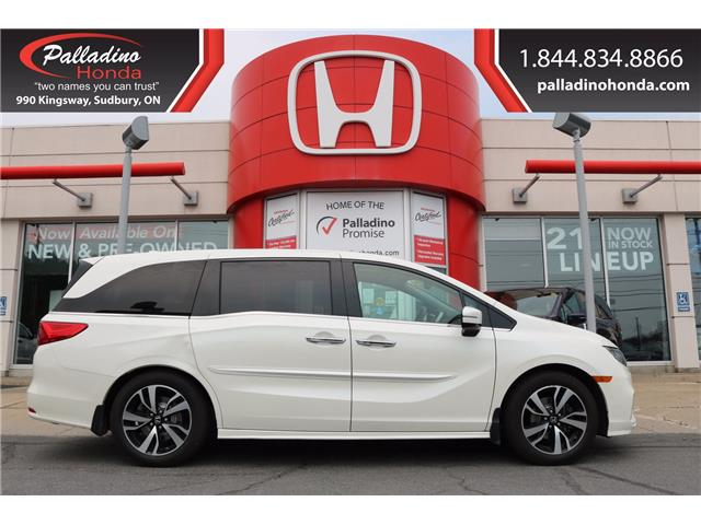 2018 Honda Odyssey Touring (Stk: 23080B) in Greater Sudbury - Image 1 of 40