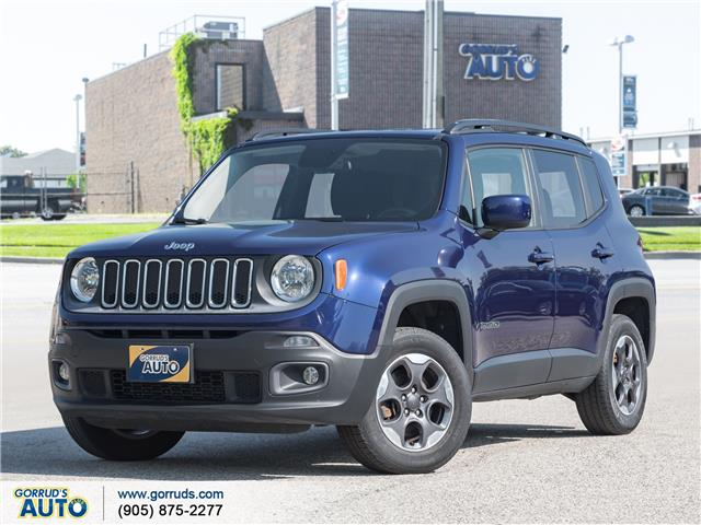 2016 Jeep Renegade North (Stk: C91042) in Milton - Image 1 of 23