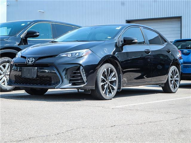 2017 Toyota Corolla SE (Stk: 72555) in Mississauga - Image 1 of 1
