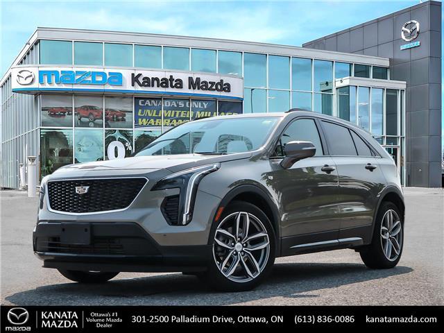 2020 Cadillac XT4 Sport (Stk: 12263B) in Ottawa - Image 1 of 29