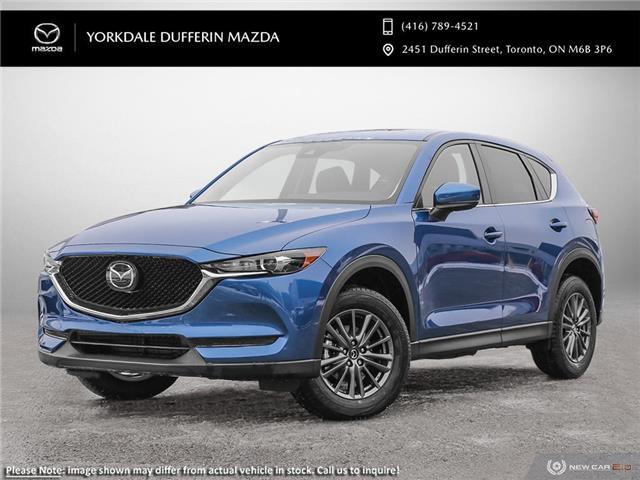 2021 Mazda CX-5 GS (Stk: 21258) in Toronto - Image 1 of 23