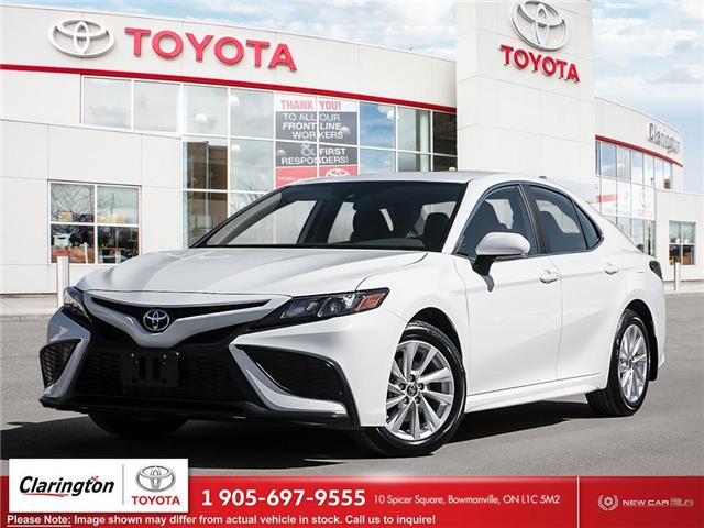 2021 Toyota Camry SE (Stk: 21667) in Bowmanville - Image 1 of 23
