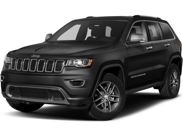 New 2021 Jeep Grand Cherokee Limited  - Nipawin - Nipawin Chrysler Dodge