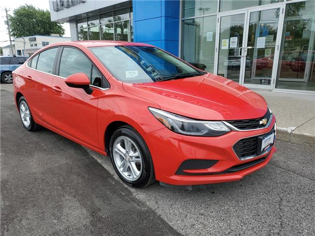 2018 Chevrolet Cruze LT Auto (Stk: H0894) in Hawkesbury - Image 1 of 21