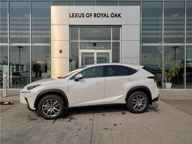 2021 Lexus NX 300 Base (Stk: L21496) in Calgary - Image 1 of 12