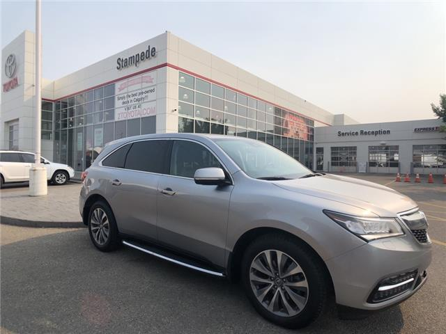 2016 Acura MDX Technology Package (Stk: 9487A) in Calgary - Image 1 of 29