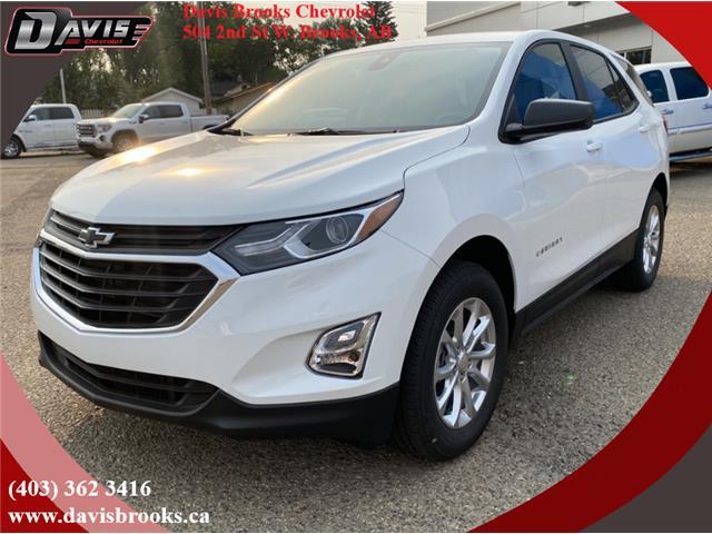 2021 Chevrolet Equinox LS (Stk: 229696) in Brooks - Image 1 of 19