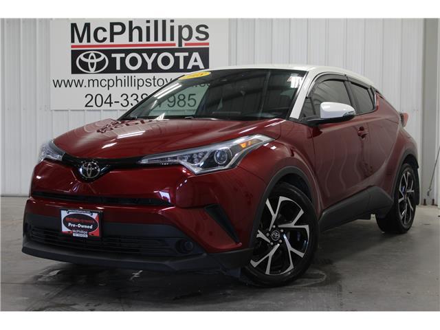 2018 Toyota C-HR XLE (Stk: W208790A) in Winnipeg - Image 1 of 26