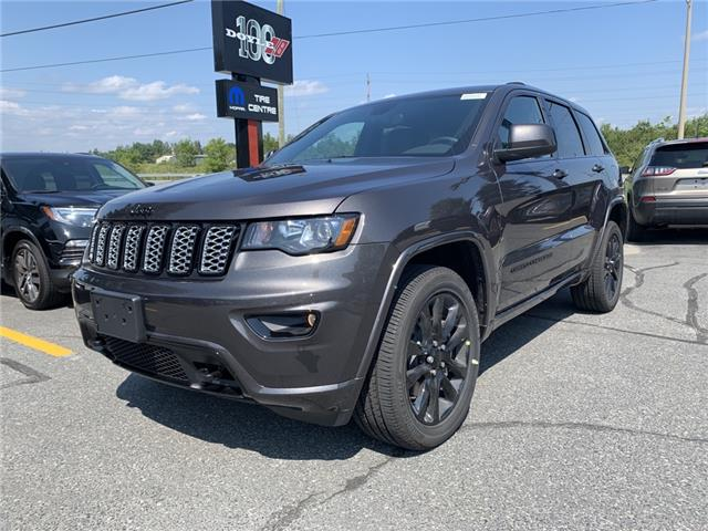 2021 Jeep Grand Cherokee Laredo (Stk: 7082) in Sudbury - Image 1 of 17