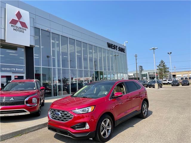 2020 Ford Edge SEL (Stk: 7826) in Edmonton - Image 1 of 27