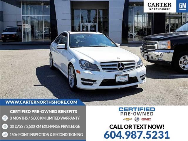 2013 Mercedes-Benz C-Class Base (Stk: 1K12002) in North Vancouver - Image 1 of 29