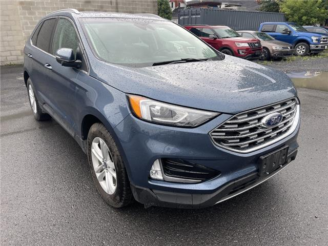 2019 Ford Edge SEL (Stk: 21262A) in Cornwall - Image 1 of 30