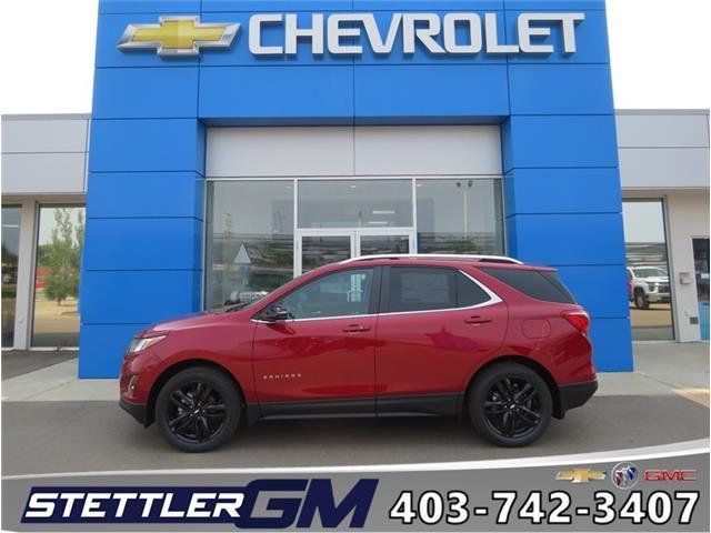2021 Chevrolet Equinox LT (Stk: 21173) in STETTLER - Image 1 of 18