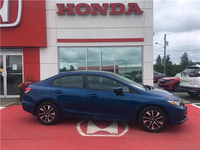 2014 Honda Civic EX (Stk: HH22C111A) in St. John\'s - Image 1 of 15