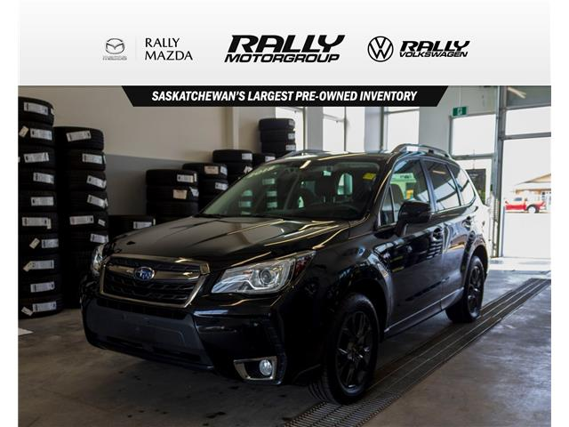 2018 Subaru Forester 2.0XT Touring (Stk: V1620) in Prince Albert - Image 1 of 15