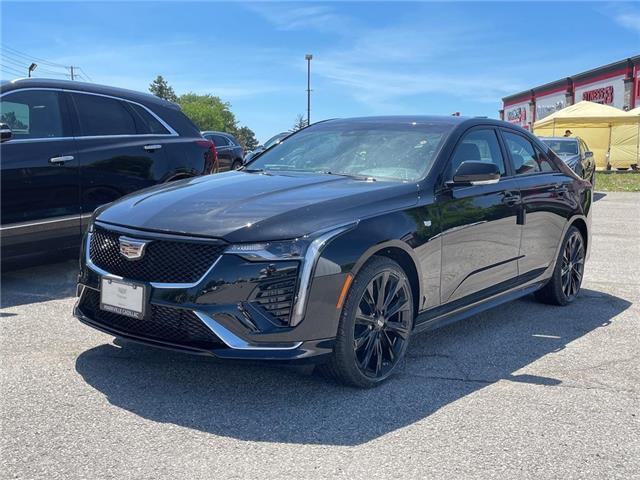 2021 Cadillac CT4 Sport (Stk: 111480) in Markham - Image 1 of 5