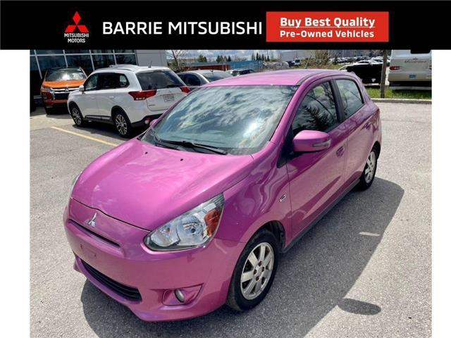 2015 Mitsubishi Mirage SE (Stk: L0039A) in Barrie - Image 1 of 10