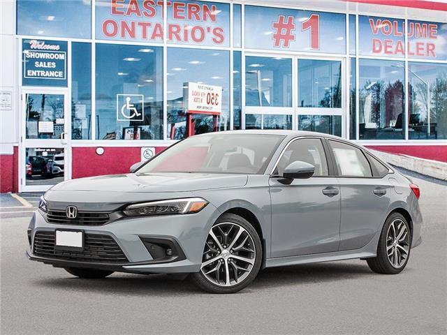 2022 Honda Civic Touring (Stk: 348590) in Ottawa - Image 1 of 23