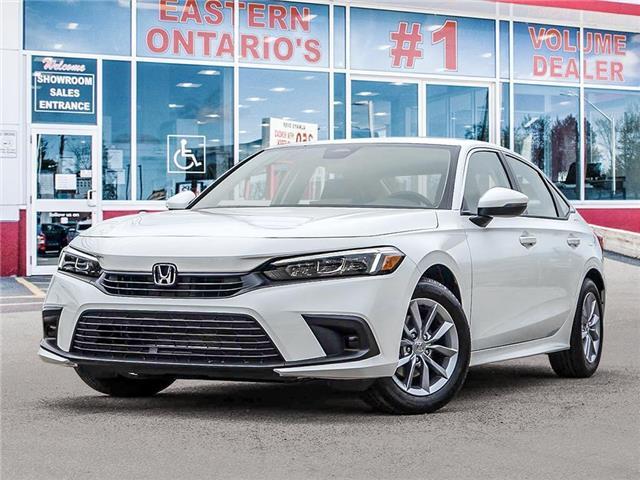 2022 Honda Civic EX (Stk: 348640) in Ottawa - Image 1 of 23