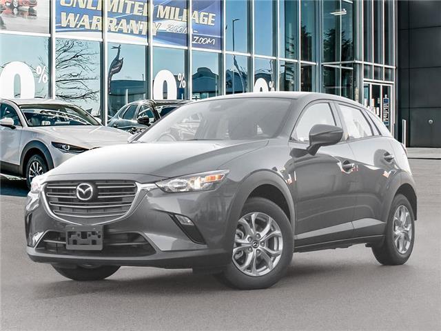 2021 Mazda CX-3 GS (Stk: 12307) in Ottawa - Image 1 of 23