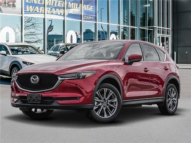 2021 Mazda CX-5 Signature (Stk: 12297) in Ottawa - Image 1 of 23