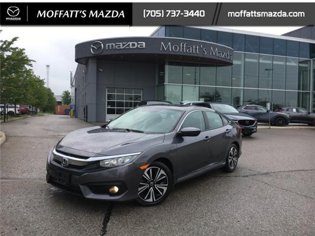 2016 Honda Civic EX-T (Stk: P8842A) in Barrie - Image 1 of 22