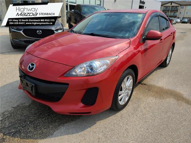 2013 Mazda Mazda3 GS-SKY at (Stk: M20073A) in Steinbach - Image 1 of 21