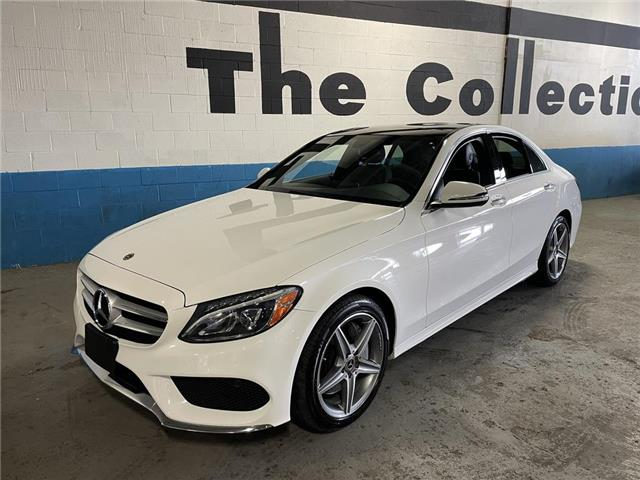 2018 Mercedes-Benz C-Class Base (Stk: 55SWF4) in Toronto - Image 1 of 26