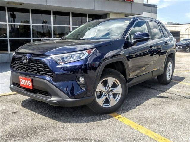 2019 Toyota RAV4 XLE (Stk: K4130) in Chatham - Image 1 of 30