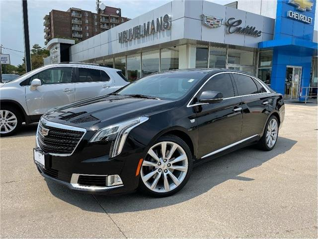 2018 Cadillac XTS Platinum V-Sport Twin Turbo (Stk: 21100A) in Chatham - Image 1 of 20