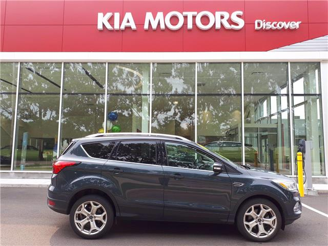 2019 Ford Escape Titanium (Stk: S6916C) in Charlottetown - Image 1 of 20
