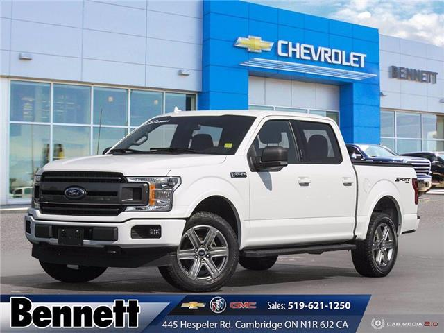 2018 Ford F-150  (Stk: 210702A) in Cambridge - Image 1 of 27