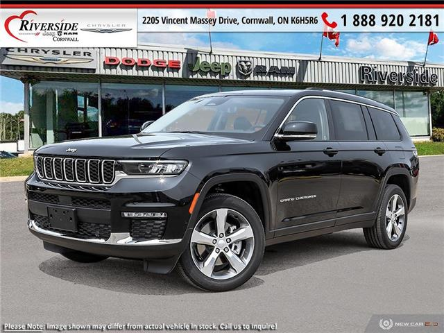 2021 Jeep Grand Cherokee L Limited (Stk: ) in Cornwall - Image 1 of 23