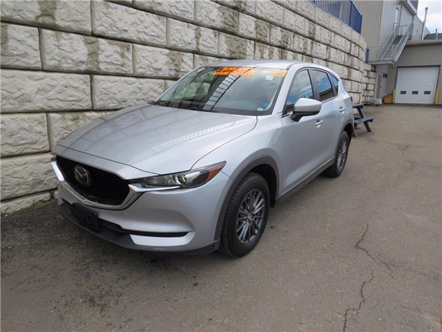 2021 Mazda CX-5 GS Save Over $3000   Power Lift Gate   AWD  FULLY (Stk: D10796P) in Fredericton - Image 1 of 17
