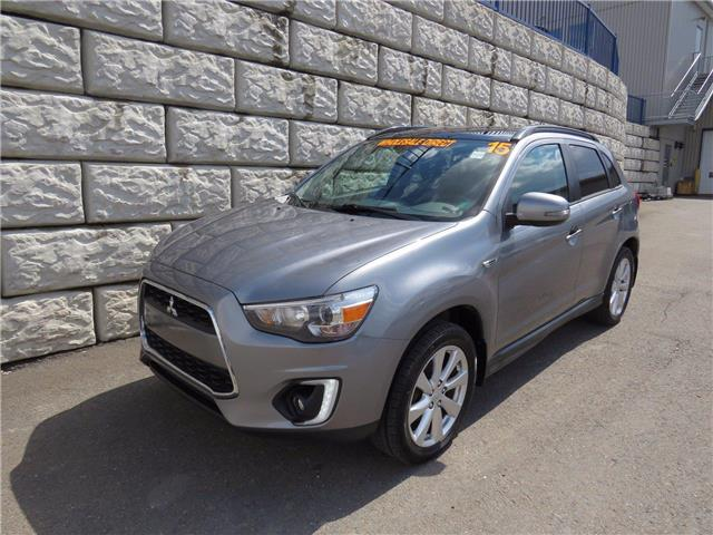 2015 Mitsubishi RVR GT, Loaded, AC, AWD, Cruise and more (Stk: D10709PA) in Fredericton - Image 1 of 19