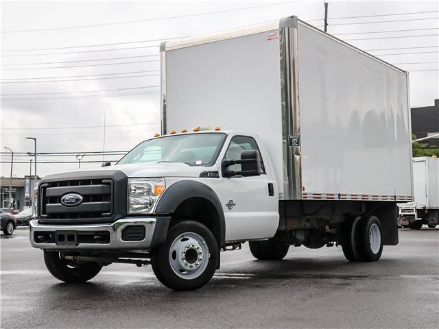 2015 Ford F-550 Chassis  (Stk: 48616) in Ottawa - Image 1 of 22