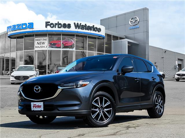 2017 Mazda CX-5 GT (Stk: T7368A) in Waterloo - Image 1 of 25