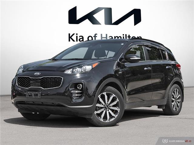 2018 Kia Sportage EX (Stk: P10755) in Hamilton - Image 1 of 25
