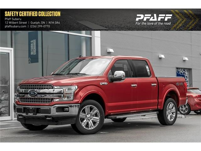 2020 Ford F-150 Lariat (Stk: SU0419) in Guelph - Image 1 of 23